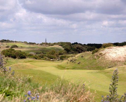 Ontwikkeling Golfbaan-dataviewer