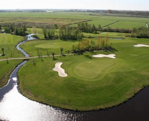 Her-audit GEO voor de Leeuwarder golfclub De Groene Ster